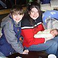 Jen, Andrew & Lila