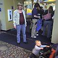 Killing time at the Norwalk Children's Museum