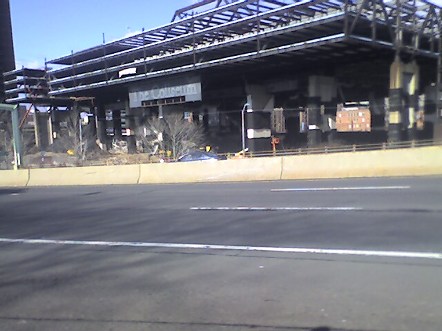 New Haven Coliseum - to be demolished tomorrow